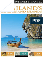 DK Eyewitness Travel Guide - Thailand's Beaches & Islands (2016)