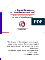 Prosci Change Management