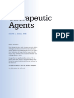 09 Therapeutic Agents
