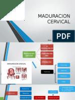Maduracion Cervical
