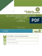 Cmc q3 2015 Nse Ceo Update (1)