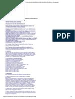 Anvisa - Norma Para Empresas Prestadoras de Serviço _ Dedetização