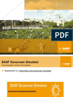 Egypt Sunscreen Simulator 130510