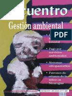 Revista Servicios Ambientales