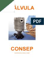 VÁLVULA CONSEP
