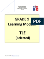 Docslide.us Grade 9 Learning Module in Technology and Livelihood Education Selected