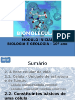 0 BIOMOLÉCULAS(Módulo Inicial)