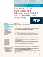 Morfologi Platelet