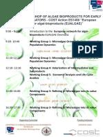 Poster Eu Algae Workshop