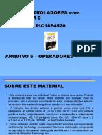 Microcontroladores Com Linguagem C Arquivo_05