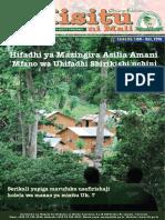 JARIDA LA WAKALA WA HUDUMA ZA MISITU TANZANIA (TFS) - MISITU NI MALI - ONLINE EDITION