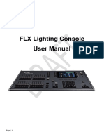 FLX User Manual- 1st Draft