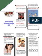 Leaflet TBC Gambar