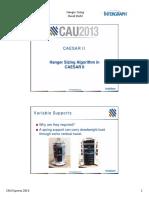 01 - Hanger sizing in CAESAR II.pdf