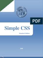 WallPearl-SimpleCSS(StandardEdition)