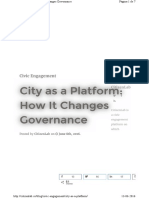 Citizenlab.co Blog Civic-Engagement City-As-A-platform