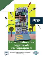 3.4.6.N.E La Ventilation Des Logements en Copropriété_Guide ARC-UNARC_Oct2011
