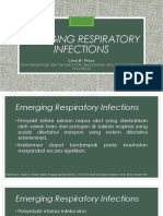 Emerging Respiratory Infections