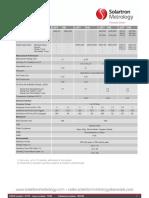 Lvdt Data Sheet