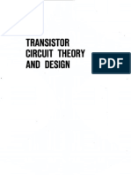 Transistor circuit theory