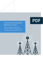 Top 6 Telecommunications Big Data Use Cases