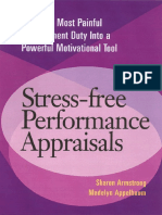 Sharon Armstrong - Stress-Free Performance Appraisals