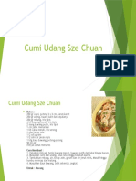 Cumi Udang Sze Chuan