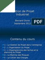 Gestion de Projet Industriel 1