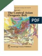 Kroner Composition and Evolution of Central Asian Orogenic Belt Beitr z Reg Geol Der Erde Bd 32 ISBN 978-3-443 11033 8 003003200 Ed Alfred Kroner the Central Asian Orogenic Belt Ad Caption Samplepages (1)