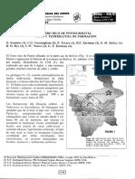 Cerro Rico Edad Fases y Temperatura de Formacion