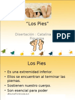 Disertacion Los Pies