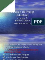 Gestion de Projet Industriel 3
