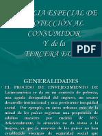 Ley Integral de Protección Al Adulto Mayor y Jublidados