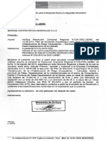 Resolución MC Aprueba PMA Chuquitambo