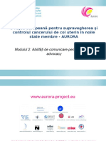 2 Module AURORA Advocacy