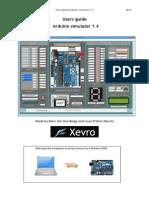 Usersguide Arduinosimulator1.4 Englisch