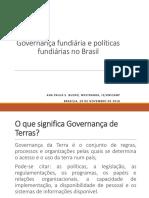 II CNPFA - Apresentação Ana Paula Bueno