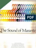 Marantz 1968 Catalogue