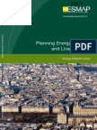 Planning Energy Efficient and Livable Cities