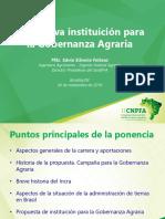 II CNPFA - Apresentação Sávio Feitosa - Instituto de Terras Do Brasil