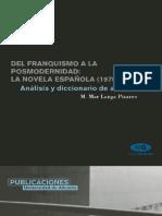La Novela Española 1975. 1999