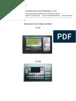 CC-S3A+Manual Dysplay CNC