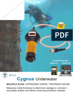 Cygnus Underwater Iss 7