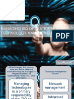 Ims656 Chapter 6-1 Isd Operational - Tech Mgt