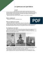 Basic Lighthouse Information