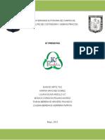 Proyecto de Inversión ambiental