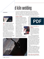 2.2 - ICR DEC 05 - Fractured Kiln Welding