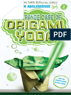 van jahnke | Search Results | Origami Yoda | Page 2 | 396x298