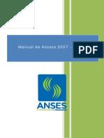 Manual Access 2007 i