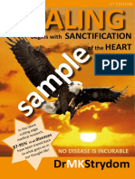 Healing Begins With Sanctification of the Heart[1]